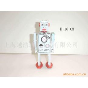TF397鐵皮玩具小鋼牙機器人