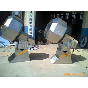 膨化食品机械-八角筒调味机
