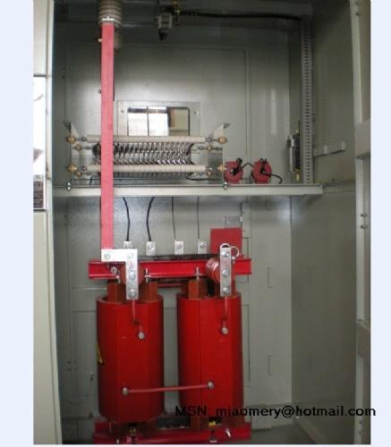 发电机变压器中性点接地电阻柜 调匝式消弧线圈成套装置