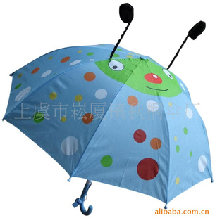 可爱的的小动物伞儿童伞/儿童阿波罗伞/卡通耳朵伞