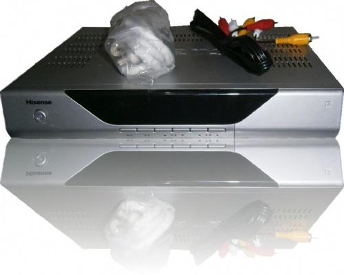 青岛有线电视机顶盒(海信)