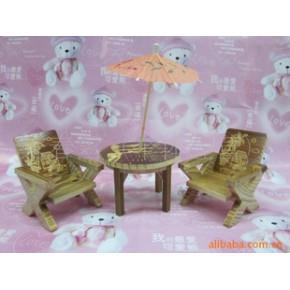 木制工艺品-木制桌椅-木制摆件-小额混批