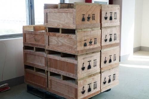 合木箱|免熏蒸木箱|大型木箱包装|机柜木箱|展会木箱