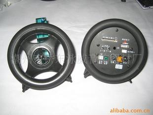 大功率12v4寸汽车低音炮读卡功放板带摇控 高清图片