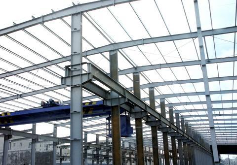 沪亭南路专业钢结构厂房搭建装修坚固抗震