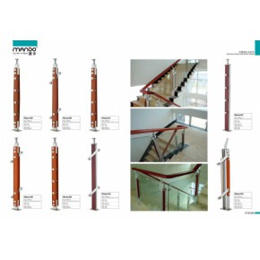 不銹鋼產品樓梯立柱