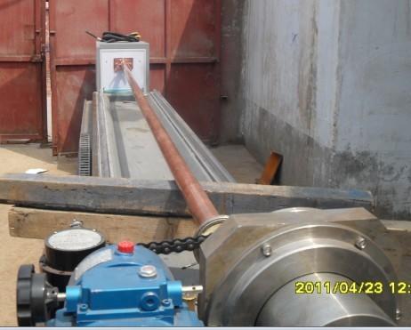 大功率砼泵管内壁淬火机 泵管内壁高频淬火机 英福伦最好 -电工电气