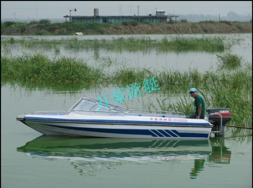 WWW_TX538_COM_玻璃钢快艇价格/wh538敞开艇/8人快艇/高速快艇