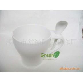 隨手杯/綠寶/簡約/時尚/衛生瓷杯