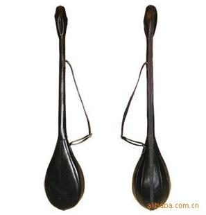 【新疆乐器】新疆维吾尔民族手工乐器-独塔尔皮包