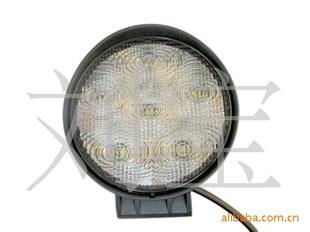 批发汽车led雾灯,探照灯,工程灯5w高清图片