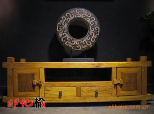 一百年老榆木为主v榆木的家具家具。原木宝翔图片