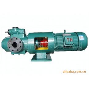 SN660雙螺桿泵帶電機