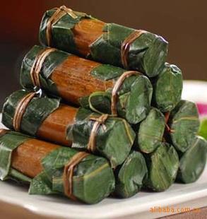 蜀南竹海特产生态食品竹筒肉