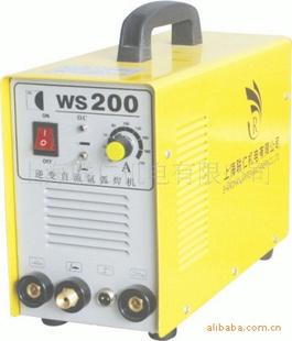 ws(tig)-200a逆变直流氩弧焊机