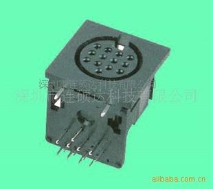 大DIN3P~13P插座