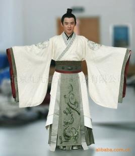 【中国传统服饰】汉服(男士)