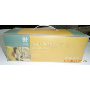 優質PVC磨砂彩印包裝盒,