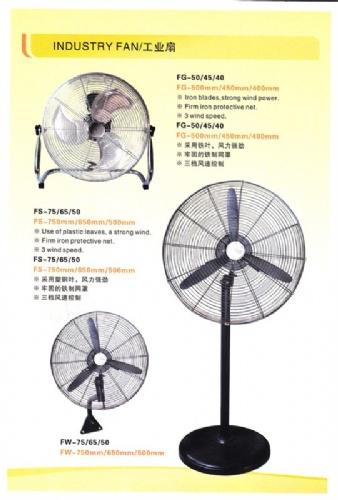 风扇电机,工业牛角扇
