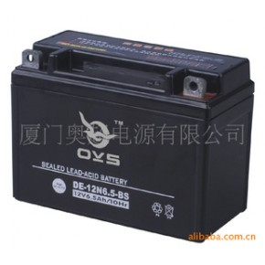 摩托車蓄電池12N6.5-BS