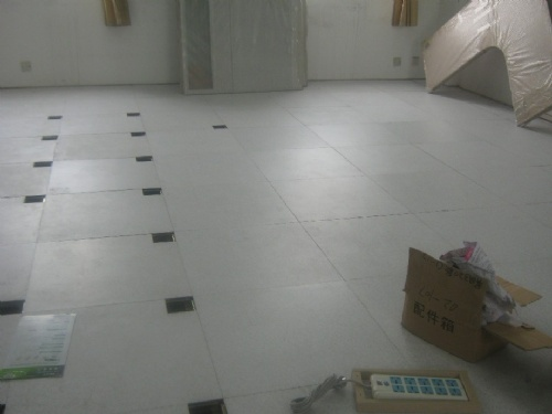 如何更好的安装防静电地板