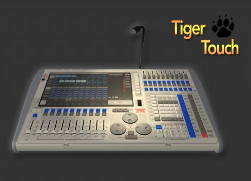 珍珠tiger touch电脑灯控台