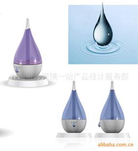 加湿器创意设计,小家电工业设计,产品设计,外观设计图片