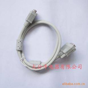 产品供应 电工电气 插座 接线插座  电脑视频连接线 简介: 品牌:大