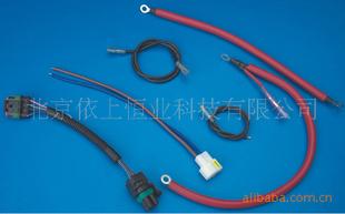 防水汽车电子线束 -电子元件高清图片