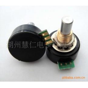 精密WDR22Z旋轉式印刷碳膜電位器