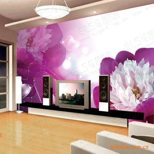 L 第三代大型壁画 电视墙 电视背景墙 墙纸 壁纸