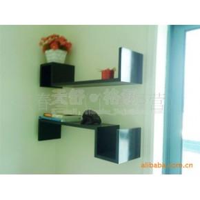 木制搁板-家居摆件-墙壁挂饰-收纳-木制格档-格板