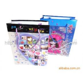 塑料手提袋印刷,PVC手挽袋彩色印刷, 塑料購物袋印刷
