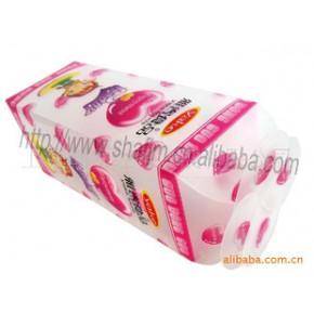 PVC食品包裝盒印刷,食品塑料包裝盒彩色印刷,PVC折盒彩色印刷