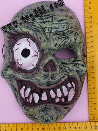 恐怖 面具 万圣节面具 批发 定制 深圳面具公司