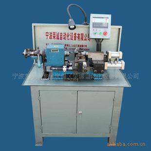 供应专业定做设计设备/半自动顶针仪表车床rc02