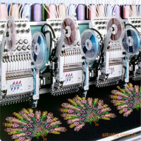 田岛TFGN系列-高速电脑平绣刺绣机