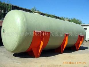 各种规格可选 南通 生物玻璃钢化粪池 污水处理设备 欢迎咨询定购 -机