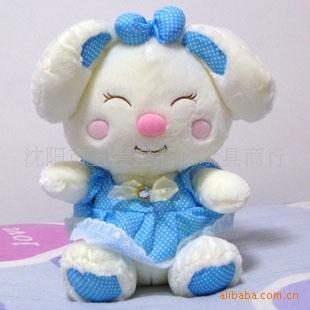 玩具 公仔,玩偶,娃娃 毛绒公仔,玩偶 03 超可爱毛绒玩具=笑兔