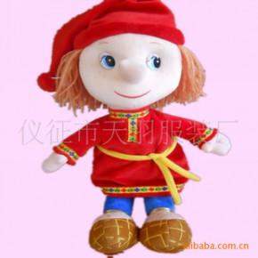 以優惠價大批量批發27厘米毛絨洋娃娃,款式新穎多樣