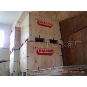 長期供應免薰蒸包裝箱 復合板、刨花板