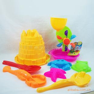 儿童玩沙玩具