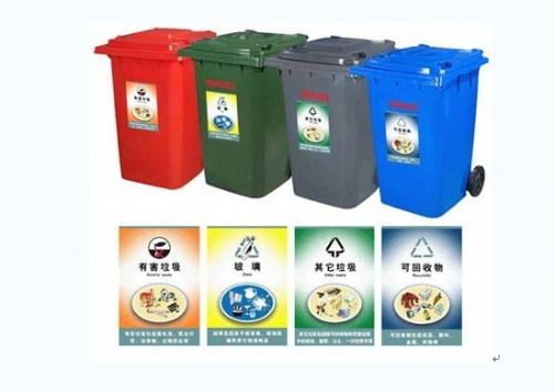 【垃圾怎样分类与垃圾桶的使用和意义】-广州市白云