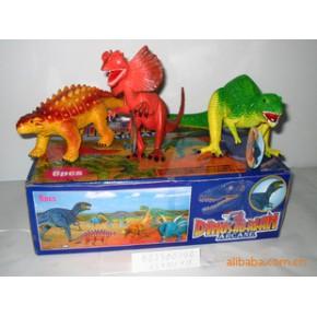 注塑恐龍 普通 動物 恐龍