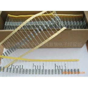 电阻厂家  插件电阻 MO2W  47K 电阻 线绕电阻 金属膜电阻