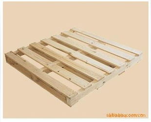 高的实木托盘 免熏蒸托盘 木质包装箱 -包装