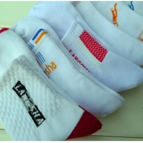 浪莎尾單庫存襪子批發 精梳棉加厚襪子 性價比極高