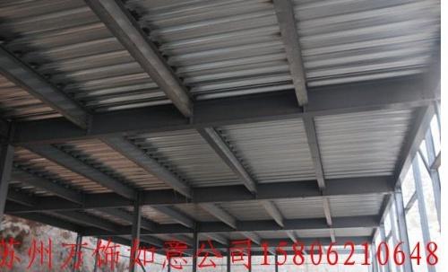 苏州厂房钢结构隔层价格 苏州厂房隔层公司
