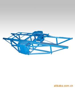 胶合板生产成套设备-3*6尺/4*8尺成品高速纵向锯台