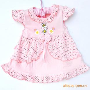 可爱; 爱儿米琪 宝宝背心连衣裙 公主裙 女宝宝夏装 童裙 婴儿服装
